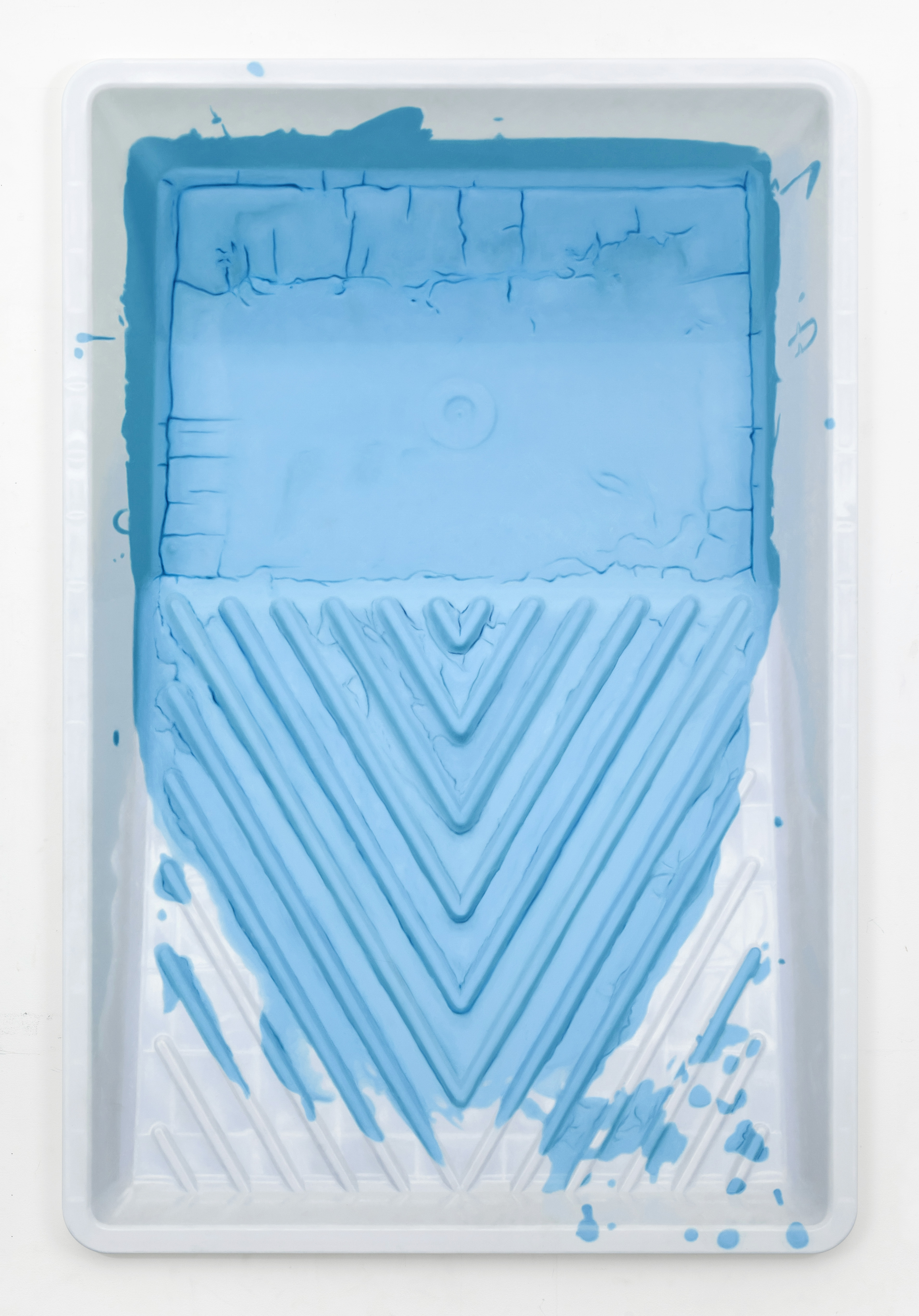 Paint Tray (Turquoise)